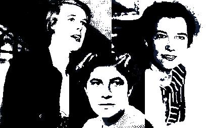 Fünf dänische Frauen im spanischen Bürgerkrieg