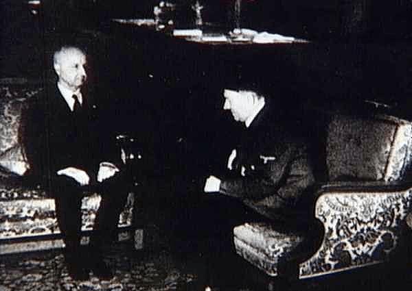Besættelsen og befrielsen: 6. Danmark underskriver Antikominternpagten den 25. november 1941