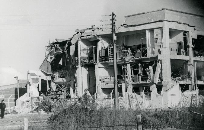 Besættelsen og befrielsen: 11. Industrisabotagen: Dansk Industri Syndikat efter sabotagen den 22. juni 1944
