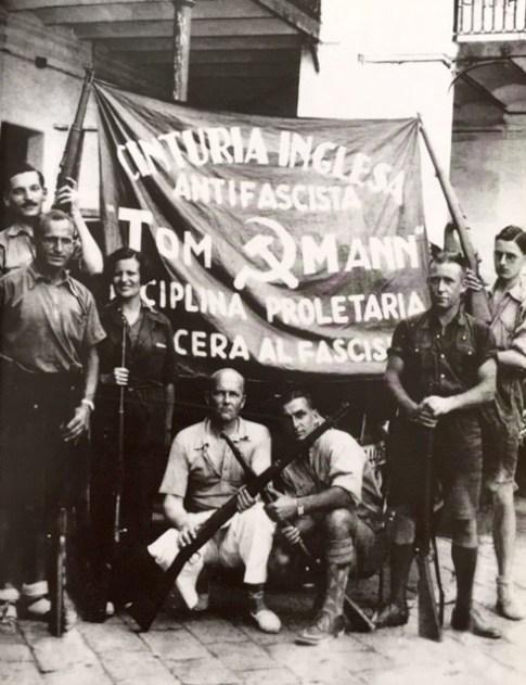 De Internationale Brigader: Den engelske bataljon