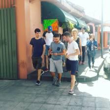 Walking Tour Spanish School Uninter