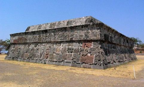 Pirámide de la Serpiente Emplumada