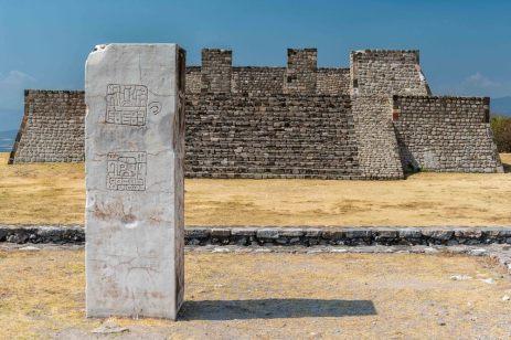 Templo de las Estelas