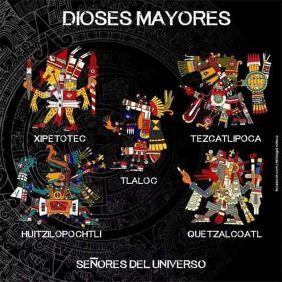 quetzalcoatl-deidades