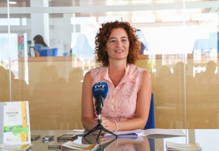 Fanny Serrano, councillor for tourism in Torrevieja