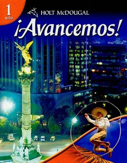 Avancemos Textbook/ Workbook Access | savvyseñorita inthecity