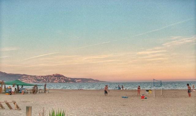 Empuriabrava strand