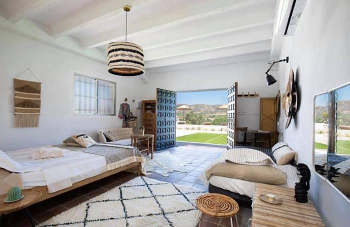 Villa Fahala slaapkamer3