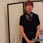 Jamie Foster Strips - Air Hostess