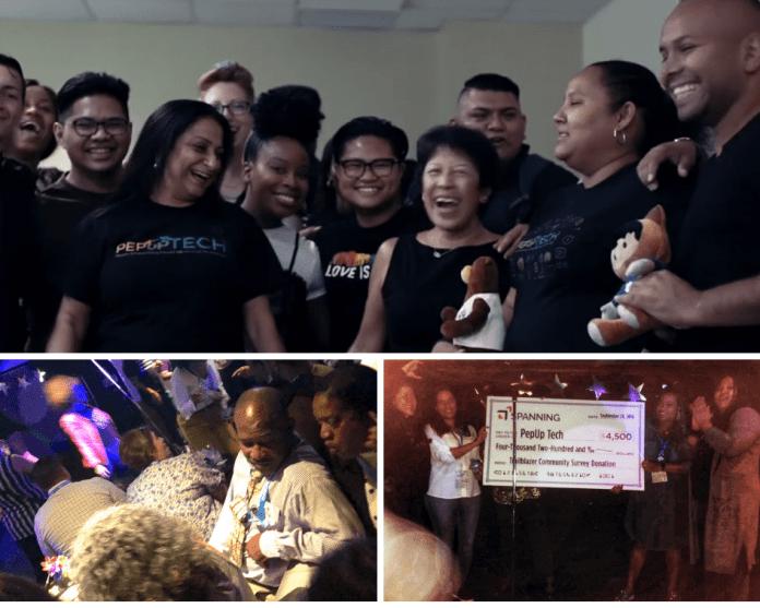 Dreamforce 2018 and PepUpTech photos