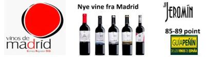 Nye vine fra Vinos de Madrid