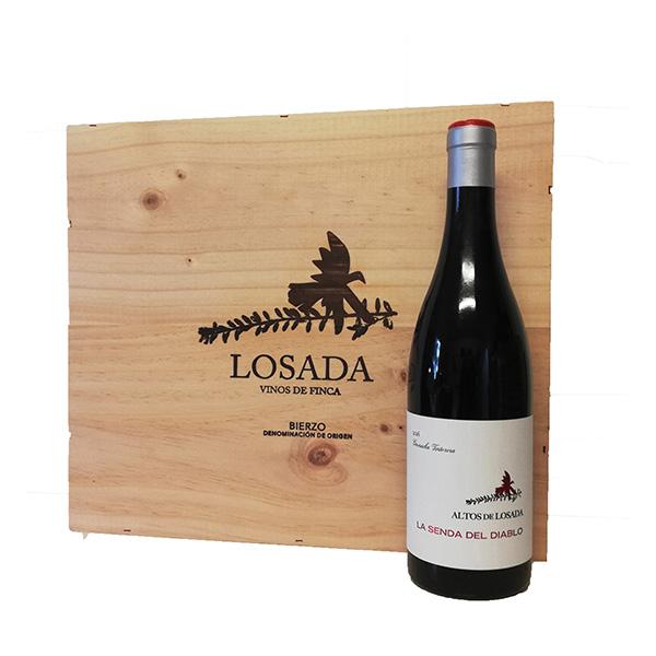 Spansk Vin Senda del Diablo