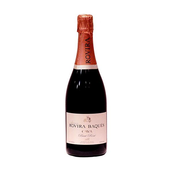Mousserende vin BRUT ROSÉ Pinot Noir