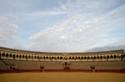 Plaza de Toros (aka the bullfighting ring)