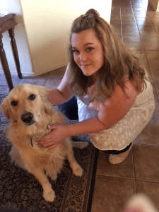 Isabella is SPARCC's Comeback Patient for August 2018