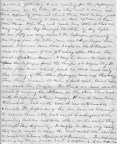 1852 Letter, Page 2