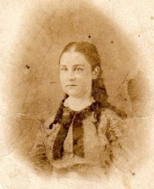 Mary Ermina Gordon, daughter of Pope Gordon by First Wife