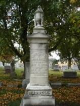 Alonzo's Gravestone