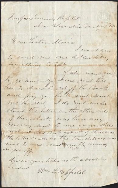 William's Letter
