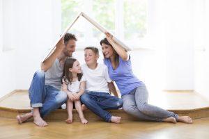 Es ist schon ein gutes Gefühl, wenn die Familie in einem sicheren Umfeld ist und rundum Abgesichert ist.