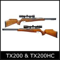 Air Arms tx200 tx200hc Spare Parts