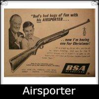 BSA Airsporter Spare Parts