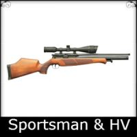 BSA Sportsman HV Air Rifle Spare Parts