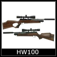 Beeman HW100 Air Rifle Spare Parts