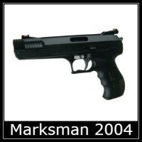 Beeman Marksman 2004 Air Pistol Spare Parts