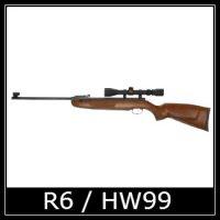 Beeman R6 HW99 Air Pistol Spare Parts