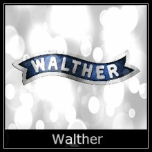 Walther Air Rifle Spares Logo