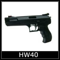 Weihrauch HW40 Air Pistol Spare Parts