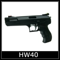 Weihrauch HW40 Air Pistol Spare Parts