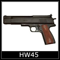 Weihrauch HW45 Air Pistol Spare Parts