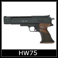 Weihrauch HW75 Air Pistol Spare Parts