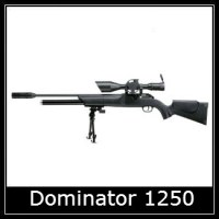 Walther Dominator 1250 Air Rifle Spare Parts