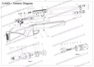 bsa diagrams with Bsa Buccaneer Se Air Rifle Gun Spare Parts List 2 on Bsa Scorpion Mk1 Mk2 Pistol further Boat Wiring Diagram Symbols as well Basic Motorcycle Diagram furthermore Planos De Armas De Aire 17 besides 1972 Triumph Motorcycle Wiring Diagram.