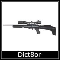 Logun Dict8or Air Rifle Spare Parts