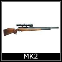 Logun MK2 Air Rifle Spare Parts