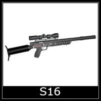 Logun s16 Air Rifle Spare Parts