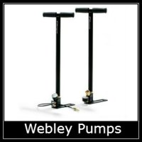 Webley Pumps Air Rifle Spare Parts