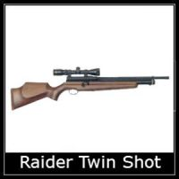 Webley Raider Twin Air Rifle Spare Parts
