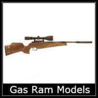 Theoben Gas Ram Rifle Spare Parts