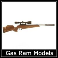 Theoben Gas Ram Rifle Spare Parts