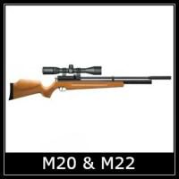 spa M20 & M22 Air Rifle Spare Parts
