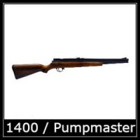 Crosman 1400 Pumpmaster Airgun Spare Parts