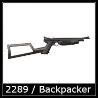Crosman 2289 Backpacker Airgun Spare Parts