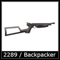 Crosman 2289 Backpacker Airgun Spare Parts
