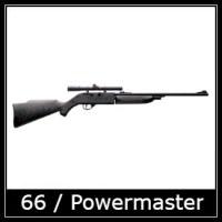 Crosman 66 Powermaster Airgun Spare Parts
