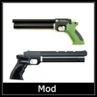 Stinger Mod PCP Air Pistol Spare Parts
